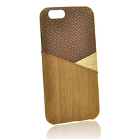 Classic art High grade unique Leather material phone case for iphone 6