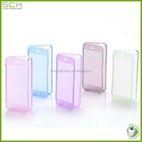 Factory hot selling tpu flip covers for iphone , ultra thin mobile phone cases for iphone