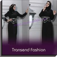Transend fashion saudi style abaya