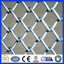 high quality 9 gauge galvanized chain link fence roll