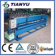 Professional auto fly cutting roll forming machine for roof panel