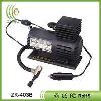 Car accessories 12V tyre inflator hand car air pump