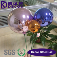 Colorful plastic hollow christmas decoration ball