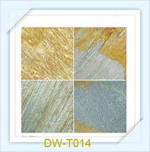 yellow wood grain slate for decoration