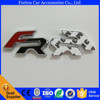 car emblem FR sticker for honda toyota hyundai 3D rear sticker decal