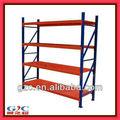 bastidor de acero almacén de tipo medio con la cubierta