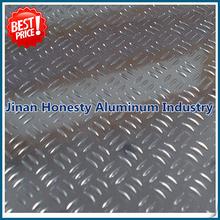 5052 5083 H32 Soft Aluminium checker/ tread plate on sale