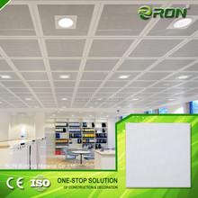 600x600 Decorative Aluminum Ceiling Tiles