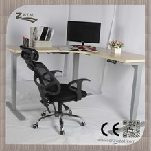 wide varieties triangle computer desk customized