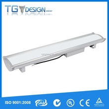 Food Factories, Car washes, Farms or plants 120w led linear high bay light 5years warranty