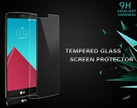 2015 New Product !! Ultra Thin 0.26mm 9H Hardness 2.5D Premium Tempered Glass Screen Protector for LG G4 OEM/ODM