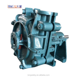 High Efficiency / Horizontal Centrifugal / Mineral Processing Slurry Pumps