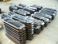 steel casting Ingot Mold made in China for Aluminum/zinc/lead ingot manufacturing