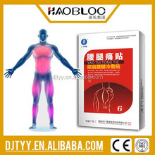 Pain Relief Patches For Muscular Soreness In Chest Abdomen Arm Hips