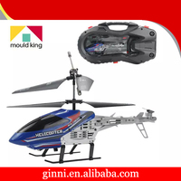 model king 2CH mini alloy rc helicopter Factory direct