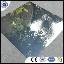 ACM 4mm Exterior Wall Mirror/ Brushed Aluminum Composite Panel 4mm