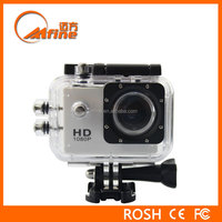 2015 New Products Sport Wifi Action Camera 1.5'' 1080P HD Car 30M Waterproof Action Camera From Mifne Car DVR Manufacturer
