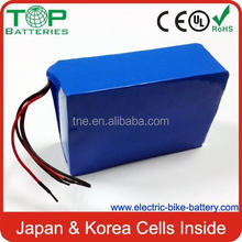 Bottom price best selling rear rack lifepo4 48v 12ah battery