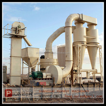 High efficiency raymond grinding mill, gypsum grinder with long lifespan wearable spare parts!
