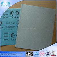 Advanced dry abrasive paper Q9