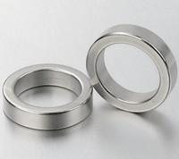 Sintered NdFeB Magnets radial magnetization ring magnet