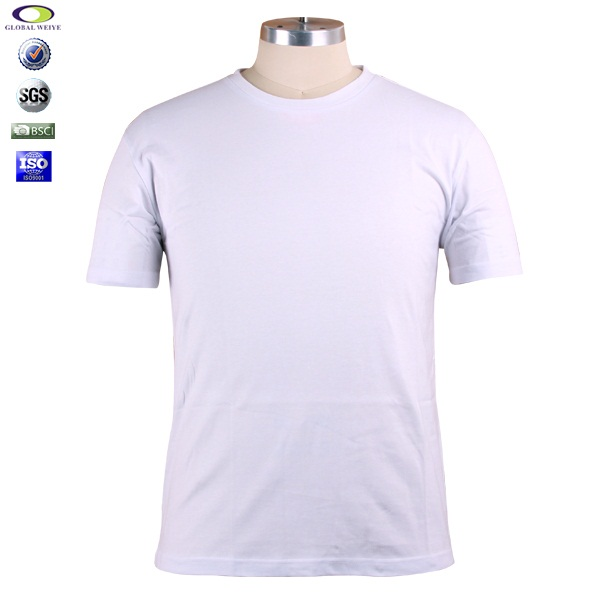 Cheap white 95 cotton 5 spandex t shirts wholesale plain for Cheap company t shirts