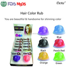 China factory colorful hair chalk pen for temporary hair color