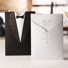 branded handcrafted talking wedding invitation card