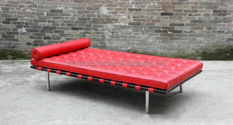 วัวหนังเตียงนอนเล่นบาร์เซโลนาเตียงนอนเล่นmkl02