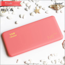 (Factory direct) Promotional Gift cell phone mobile Power Bank