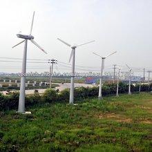 utilidad conectado aerogenerador de 50 kW 60 kW para la planta de energía agrícola