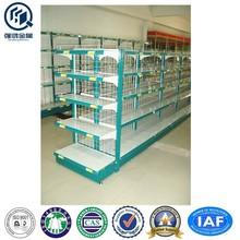 best sale metal mesh store rack,folding metal shelf