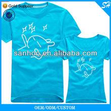 100% Cotton Men's Promotion T Shirts With Logo