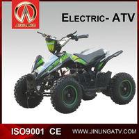 JLDA-004 Green Electric Quadricycle 500W