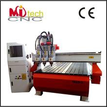 Hobby China 1325 CNC router / 4 axis cnc swing / wood door machine