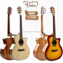 Aoustic guitar for middle new model product OEM