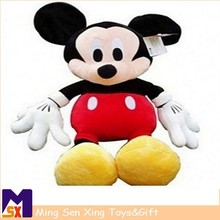 Wholesale Lovely Mickey Mouse And Minnie Mouse Stuffed Animals Plush Toys