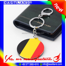 Promotional Custom Clear Plastic Key Tags