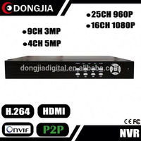 DONGJIA DJ-2025B 25ch 16ch onvif ip camera p2p network h 264 dvr client download