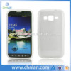 New arrival anti slip soft gel tpu cover for SAMSUNG GALAXY S4 Active mini I8580 case