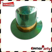 Foil Paper Printing Custom Paper Hats