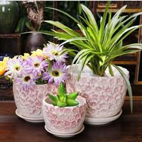 ceramic plant pot for indoor plant