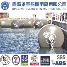 Super quality useful ship foam filled marine fender for port