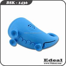 innovative design new product on china market 2015 super bass portable speaker mp3 speaker bluetooth speaker waterproof