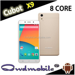 Octa Core 5.0'' HD Screen Android 4.4 2GB RAM 16GB ROM 13MP Camera MT6592 Mobile Phone Cubot X9