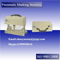 QR code dot peen marking machine chassis vin number
