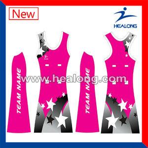 프로모션 네트볼 드레스 섹시한 여성 스커트 스포츠 옷