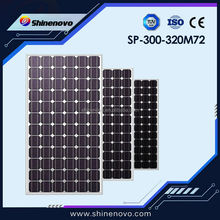 300w High Efficiency Cheap Solar Panel with Good Quality