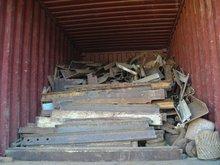 Used Rails Hms 1 & 2 Scrap Metal