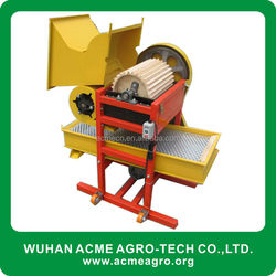 Multifunctional machinery diesel engine drive maize/corn thresher machine cheap price